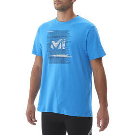 Millet Millet Be Bold TS Manga Corta Hombre, electric blue